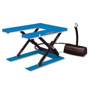 """HU1000 """"U"""" форма низькопрофільного стаціонарного підйомного столу"""