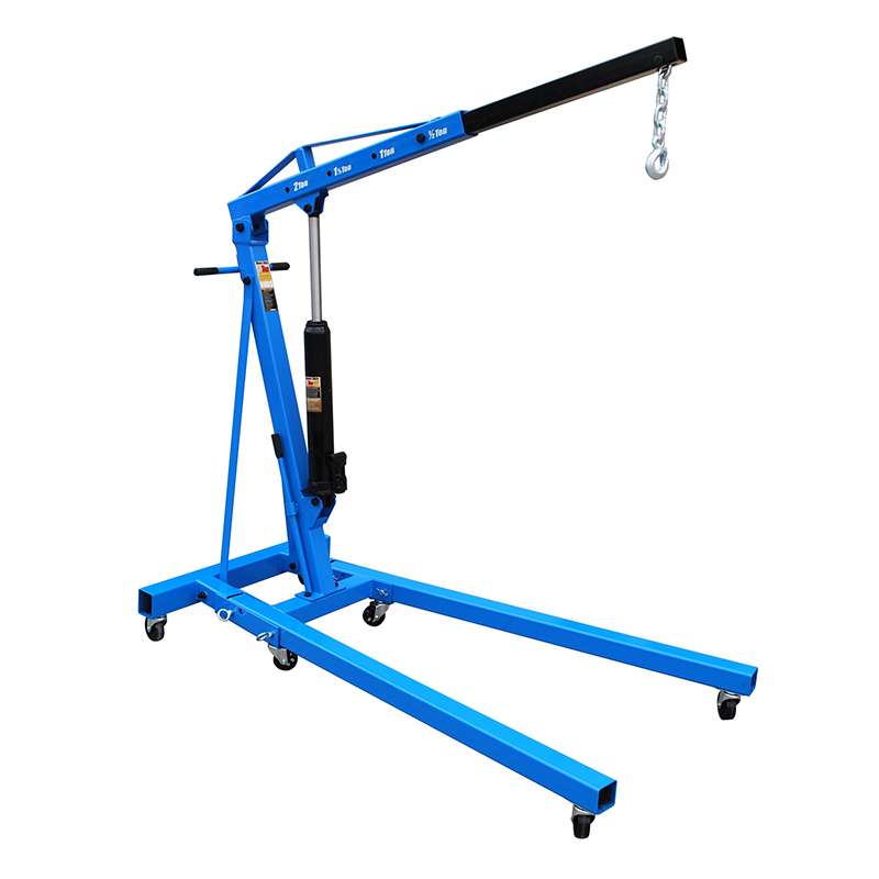 How to choose a crane for a low workshop?